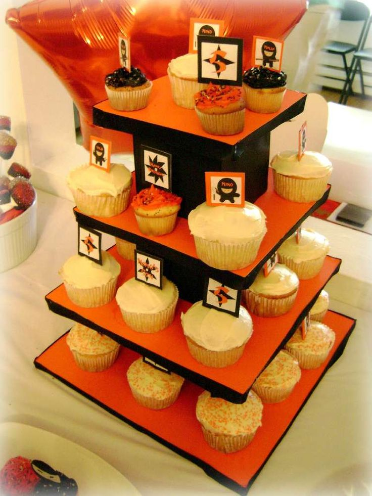 Christian Martial Arts Birthday Cake
