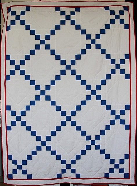 Irish Barn Quilt Patterns : Irish Chain Quilts Pinterest Photos, Irish and Chains