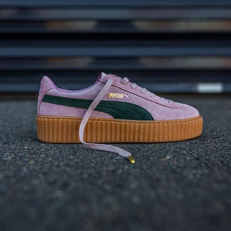 Puma Rihanna Purple