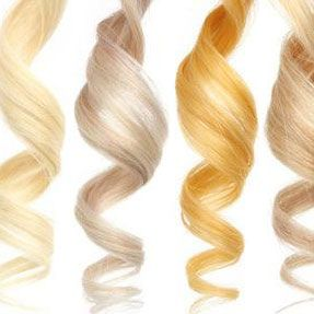 If your blonde is yellow, brassy or simply not cool enough, here's how to fix it using oVertone pastel purple daily conditioner - it's so easy!
