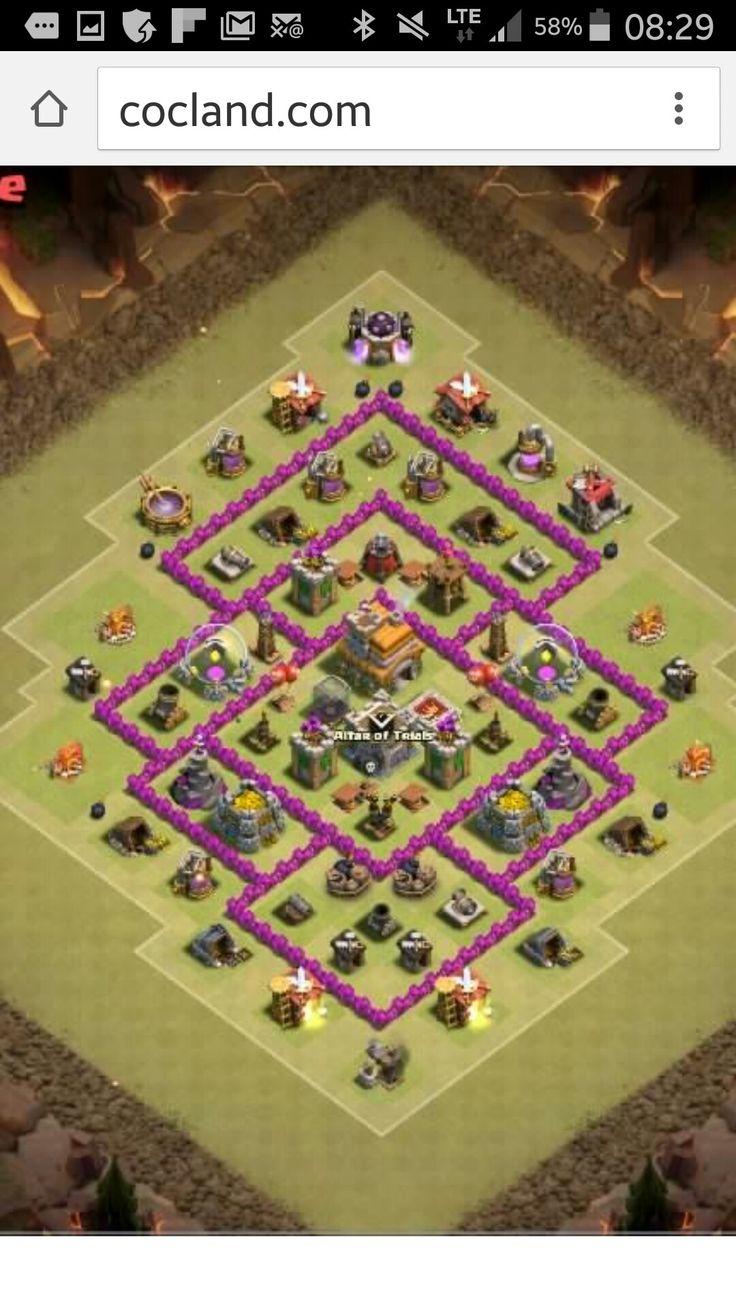 My th7 war base