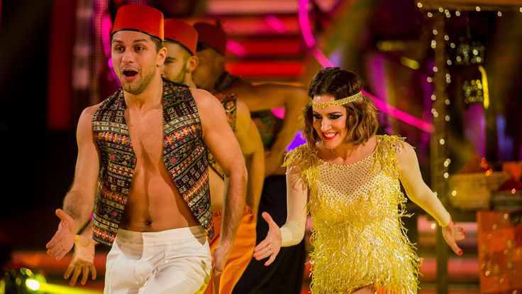 Caroline Flack & Pasha Kovalev Charleston to 'Istanbul' - Strictly Come Dancing: 2014 - BBC One