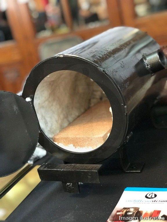 Horno para forja, Cuchilleria Artesanal