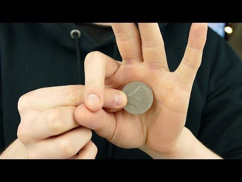 Visual COIN TRICK - TUTORIAL | TheRussianGenius - YouTube