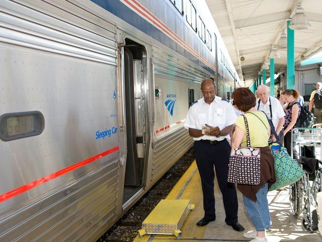 Train Travel on the Amtrak Auto Train