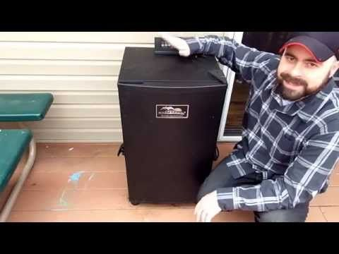 Smoked Country Style Pork Ribs in Masterbuilt Smoker - YouTube