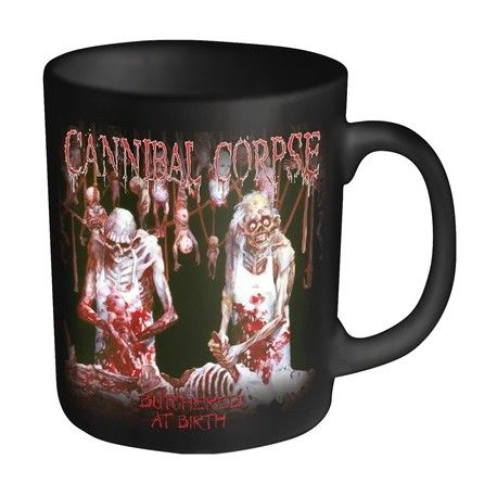 Cana Cannibal Corpse: Butchered at Birth