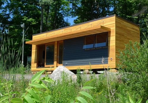 The Week Magazine Features Tiny Homes