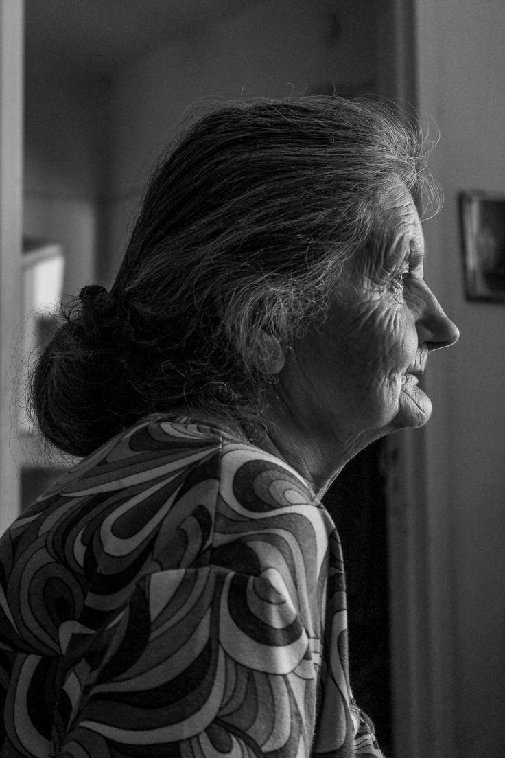 My grandma :D