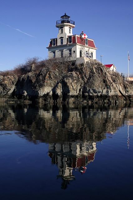 Pomham Lighthouse - Rhode Island                                                                                                                                                                                 More