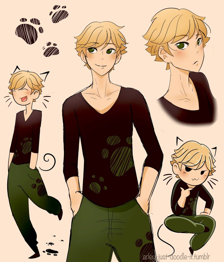 Ladybug And Chat Noir — thelastpilot:   arley-just-doodle-it:   So uh.....