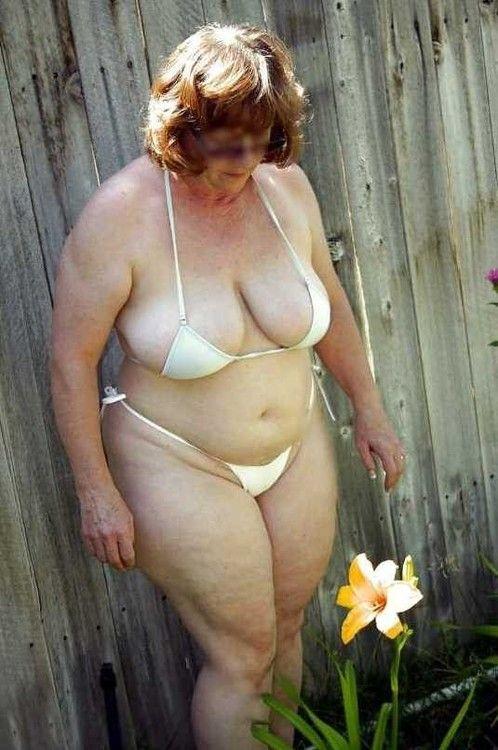 My chubby lady