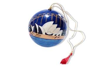Christmas Decorations - Ball Image