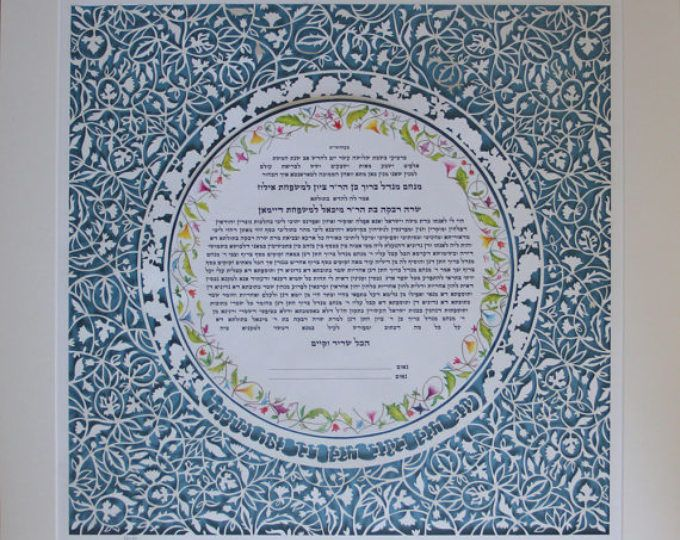 jewish marriage essay Complete contents the 1906 jewish encyclopedia  marriage laws: tweet by:  the jewish law of marriage and divorce, cincinnati, 1884.
