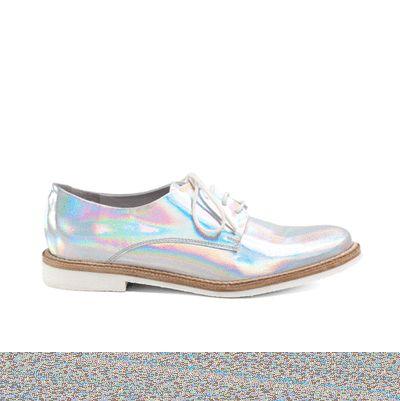 La Visión del Visón: Obsesión: Zapatos holográficos