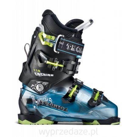 Flex: 110Skorupa: PUPodeszwa: Alpine z gumowaną piętąRzep: 45 mm Wkładka: Ultrafit Klamry: 3 aluminiowe + power lock