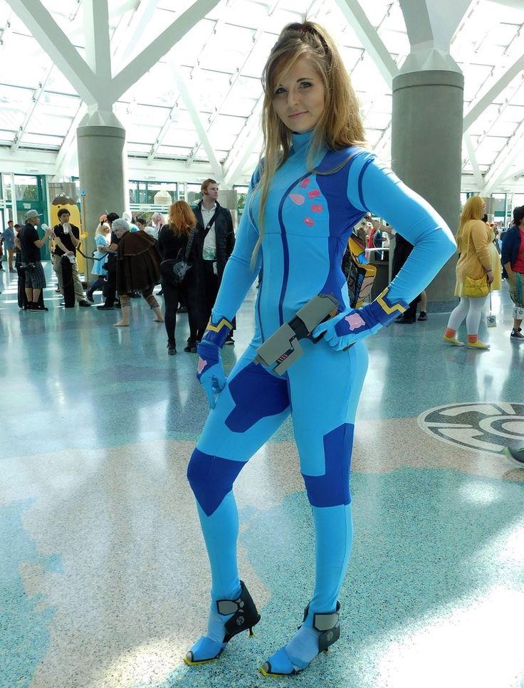 Zero Suit Samus cosplay   Good Cosplay, not bad Cosplay