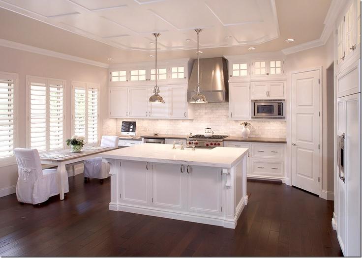 Beautiful White Kitchens With Granite 135 best kitchens images on pinterest | dream kitchens, white