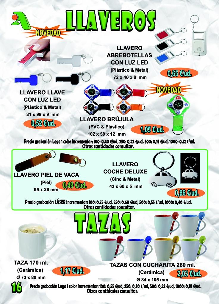 LLAVEROS & TAZAS - Página 16