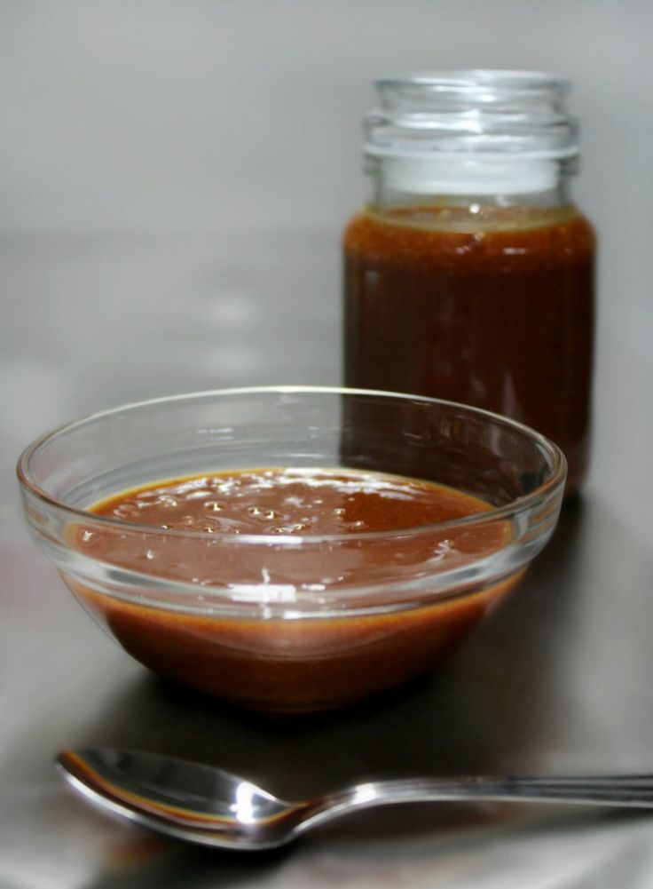 σπιτική μπάρμπεκιου σος - bbq sauce