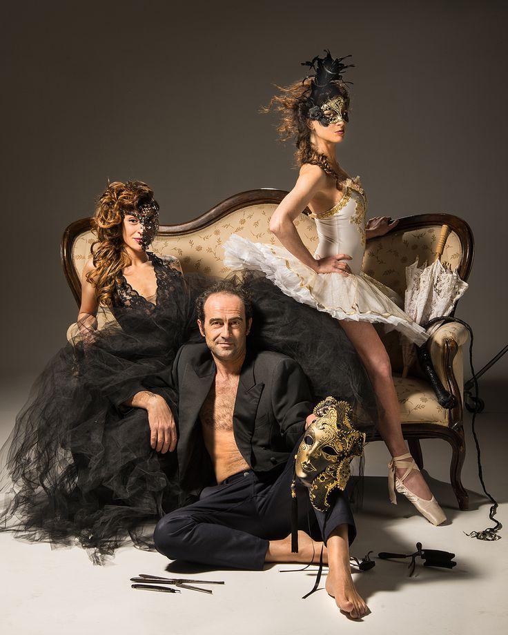 #model #group #portrait #fashion #glamour #work #studio #hair #makeup #woman #man #photo #tommymorosetti