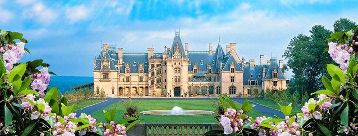 Biltmore Estate in Asheville, NC: Biltmore House, Northcarolina, Favorite Places, Asheville North Carolina, Biltmore Estates, Castle, Travel, Ashevil Nc, Asheville Nc