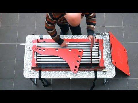 AutoTravelBox - сборка стола