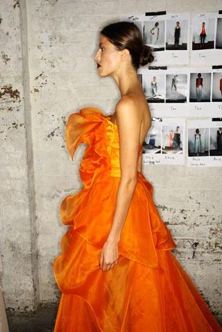 Carla Zampatti S/S 11-12 RAFW  Season: Spring/Summer 2011-2012  Rosemount Australian Fashion Week