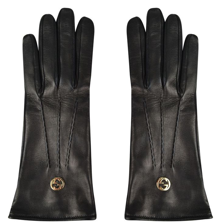 Gucci | Leather Gloves