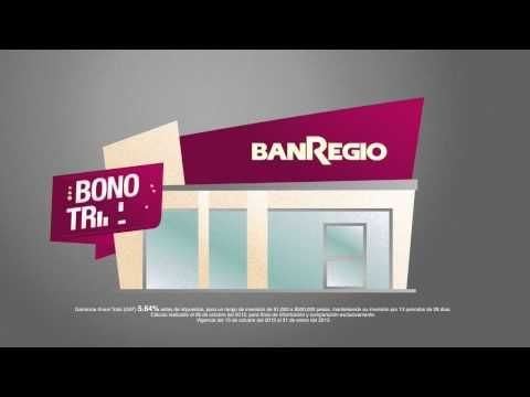 ▶ Spot TV - BanRegio - Bono Triple