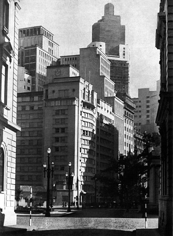 Sao Paulo in 1947