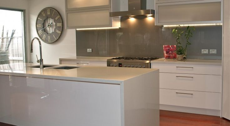 Glass splashbacks are suitable in a wide range of applications thanks to the durability of the product, easy-to-clean surface and infinite colour options. http://www.thesplashbackcompany.com.au/glass-splashbacks/