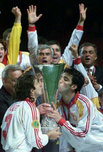 #Galatasaray   UEFA CUP  winner