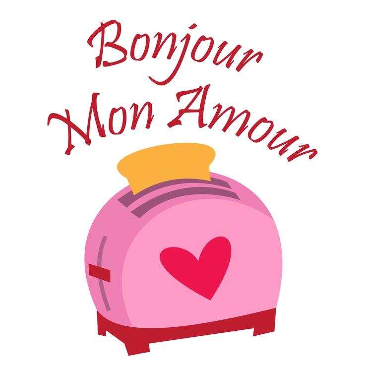We love the Bonjour mon Amour bathrobe available at www.twinklestar.nl  Worldwide Shipment!