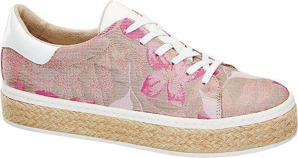 e7101da5aee Catálogo Zapatos Deichmann Primavera Verano 2018 urbana rosa