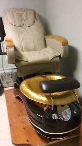 Whirlpool Pedicure Spa/Massage Chair