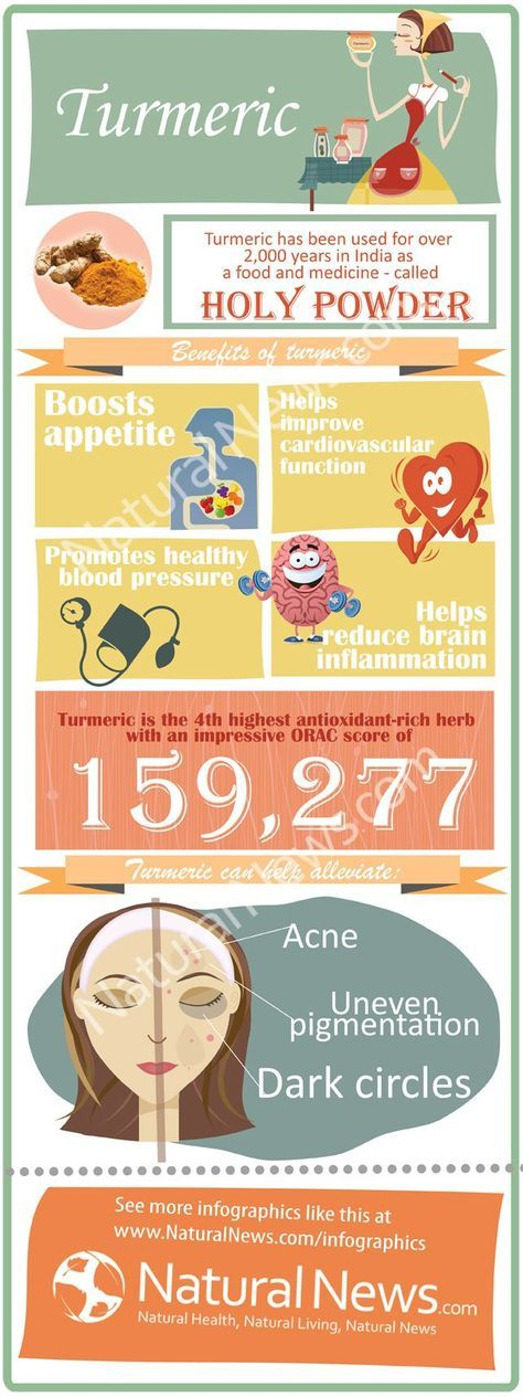 """Turmeric curcumin health benefits  Benefits of Turmeric (Infographic)  """"Simple changes to how you season your food can make the difference of your lifetime! ~"""" """"My naturopathic doctor told me to cook with turmeric as much as possible to help with my sons eczema. She said it will help with the inflammation of his skin. I also use it to whiten my teeth. Love it."""""""