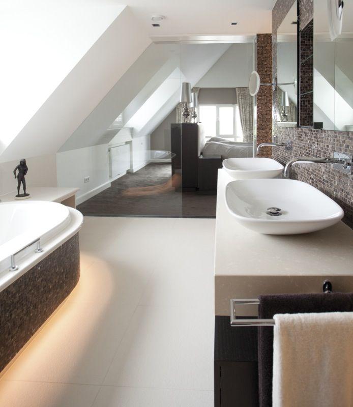 Glazen afscheiding in samenwerking met Sjartec Badkamers | sanitair | badkamer inspiratie | Leiden, Zuid-Holland