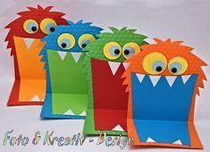 Monster, Einladung, Kindergeburtstag, Geburtstag, Monstereinladung, Junge, Jungs,Mädchen, Einladungen