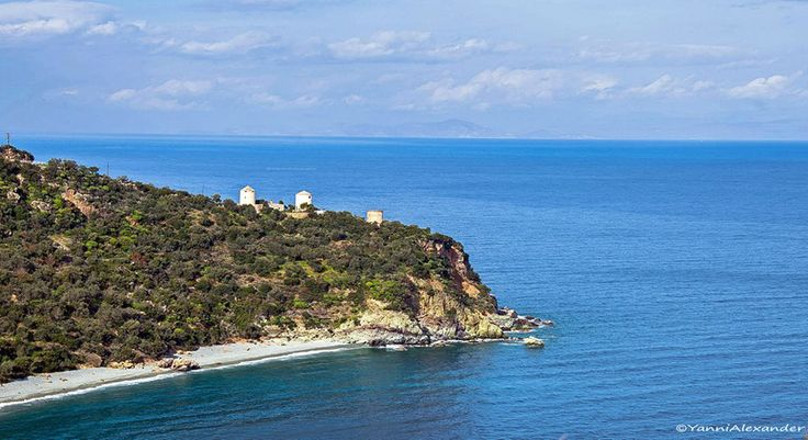 An amazing seaview of Tyros Greece. Tyros is located in the area of Eastern Peloponnese and it is a beautiful town to spend your vacations with great natural beauty and rich cultural heritage.