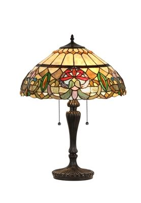 """CH33360VR18-TL2 Table Lamp """"HESTER"""""""
