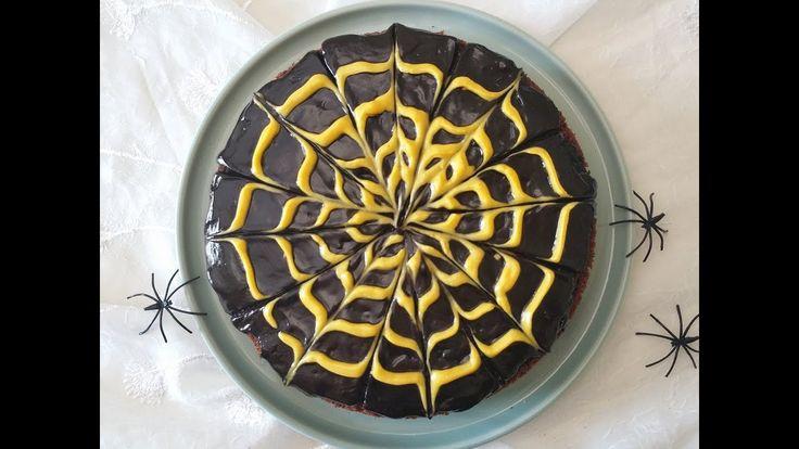Torta Poke ragnatela, Facile e veloce