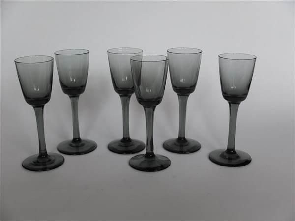 ¤¤ 6 KOLLEN glass - Hadeland og Willy Johansson - Selges av AdaL fra Yven på QXL.no