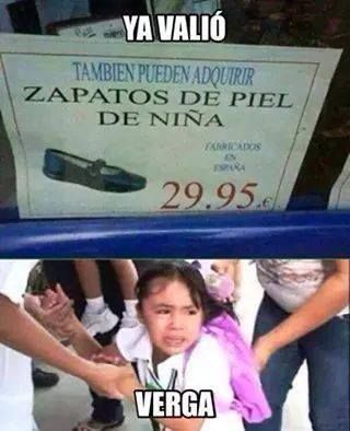 Memes graciosos para facebook: Ya valió! →  #memesdivertidos #memesenespañol #memesparafacebook #Memestumblr #Memeswhatsapp