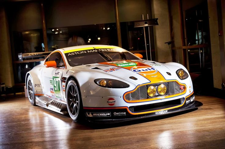 Aston Martin Racing Grosses Cylindrees Pinterest