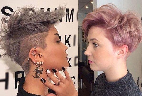 Je kunt je korte haar in een natuurlijke kleur laten verven of in een knalkleur als je echt wilt opvallen. Het is echter helemaal prachtig om te kiezen voor een leuke pasteltint. Dit maakt je hele kapsel wel anders, terwijl het niet te opvallend i...