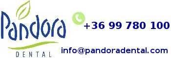 Pandora Dental Logo