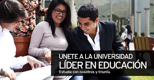 Carreras Virtuales - Universidad de San Martín de Porres
