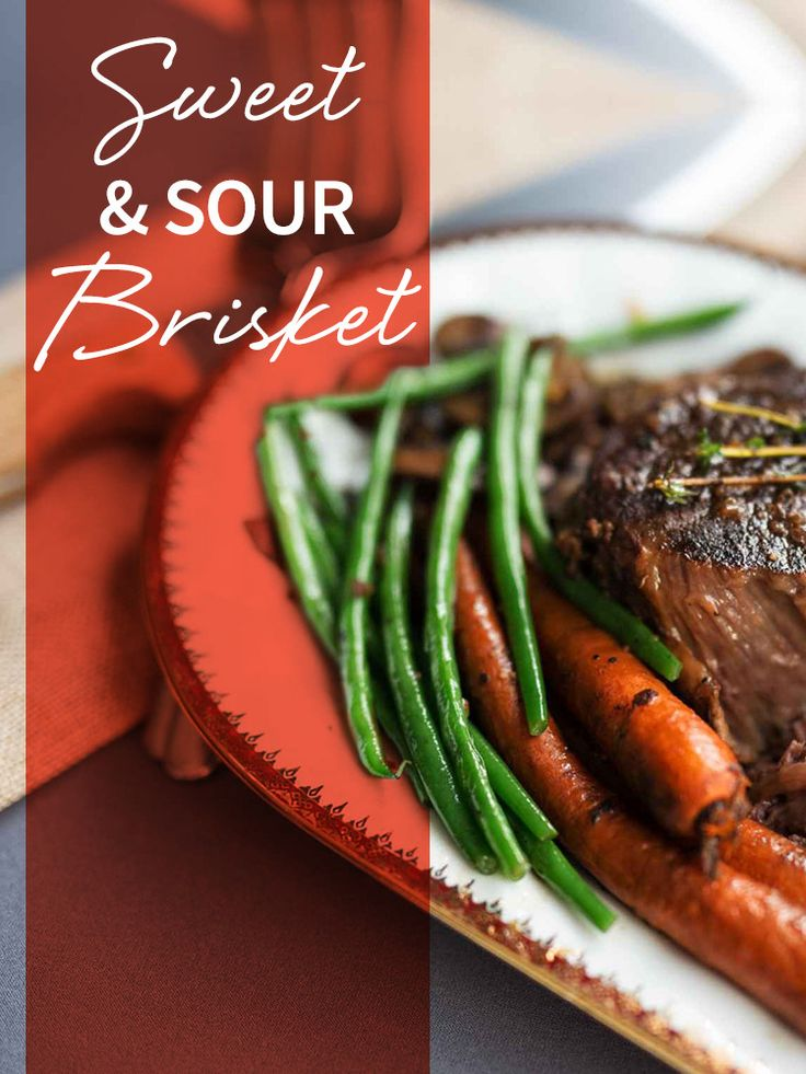 If you're new to meat, or looking for something new, here's a simple brisket preparation that will be sure to delight one and all from Grow and Behold! http://www.joyofkosher.com/recipes/sweet--sour-brisket/