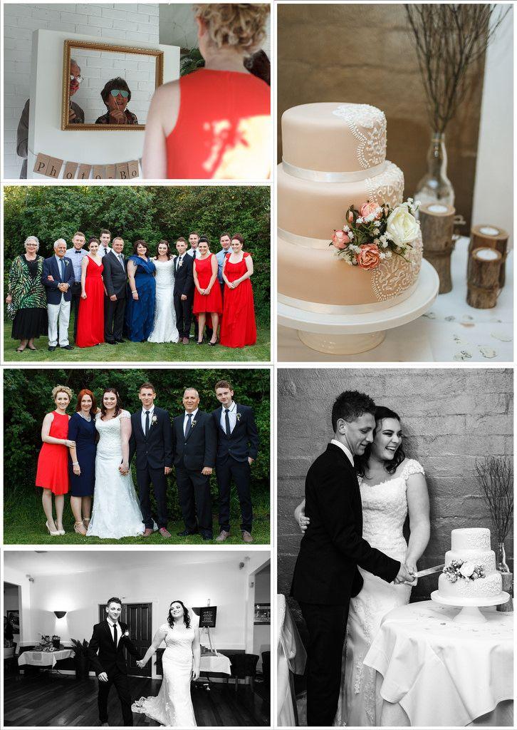 Wedding, Happy Chef, Longford